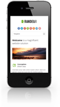 xSentio - webb med fingertoppkänsla